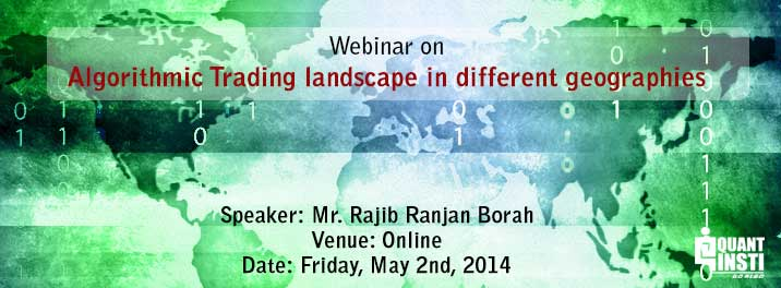 Decode the Changing Landscape of Trading [WEBINAR]