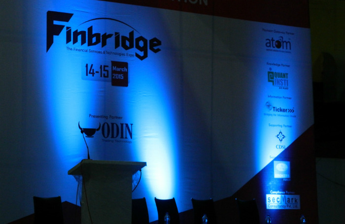 Finbridge 2015 Conference Hall