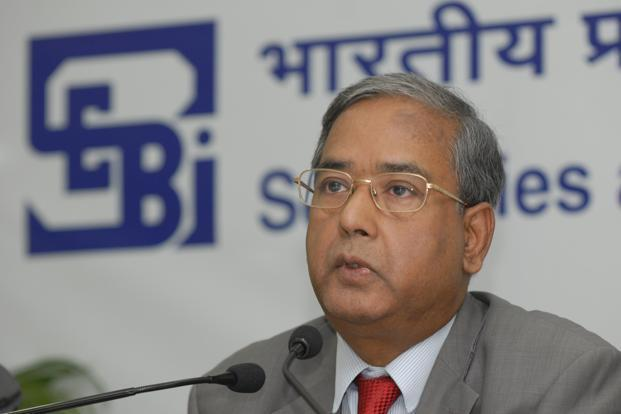 UK Sinha, SEBI Chairman