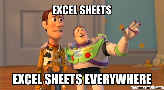 Backtesting in Excel