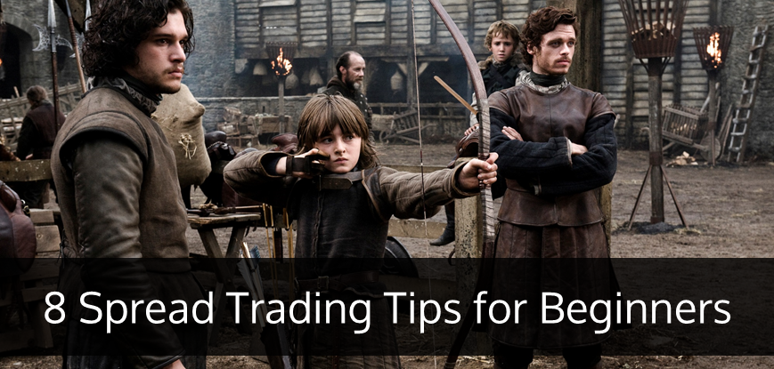 8 Spread Trading Tips for Beginners