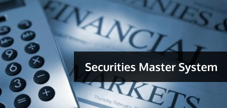 Securities Master System