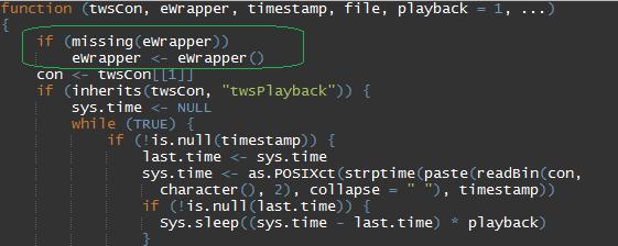 The eWrapper Closure