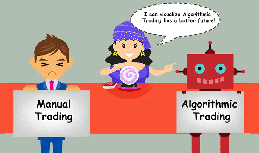 Why you should be doing Algorithmic Trading