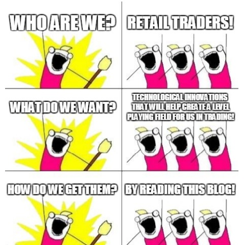 retail traders meme