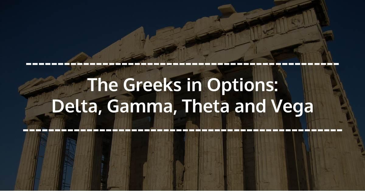 Stock options delta gamma