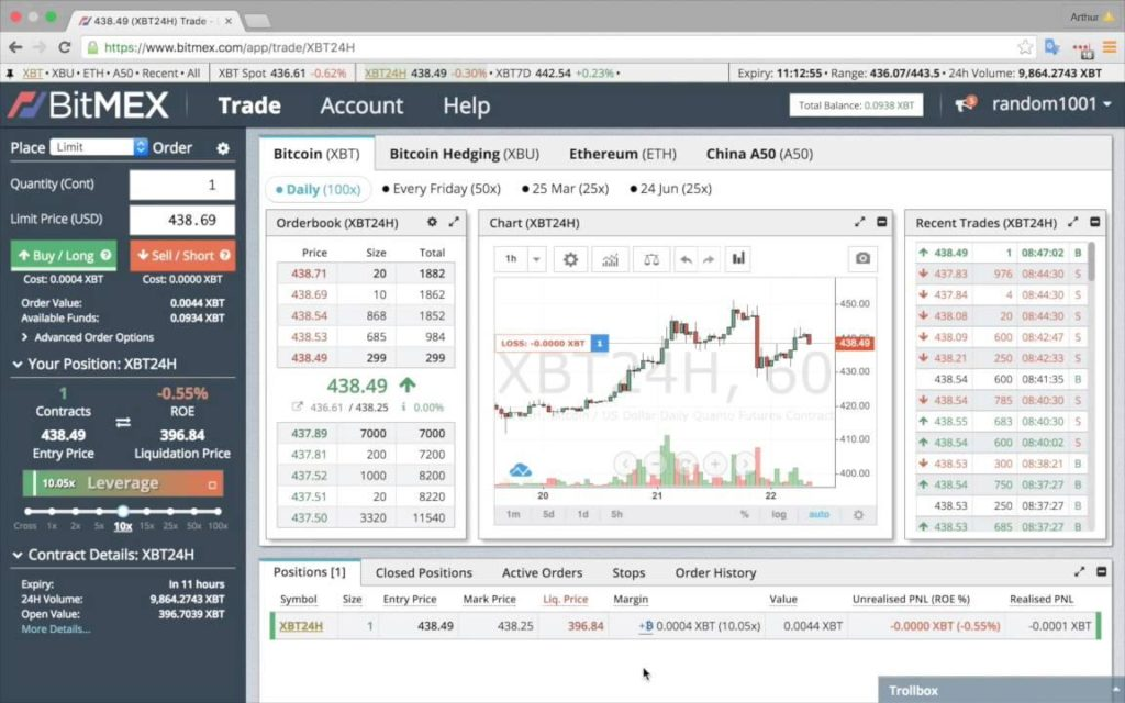 Top 9 Cryptocurrency Trading Platforms