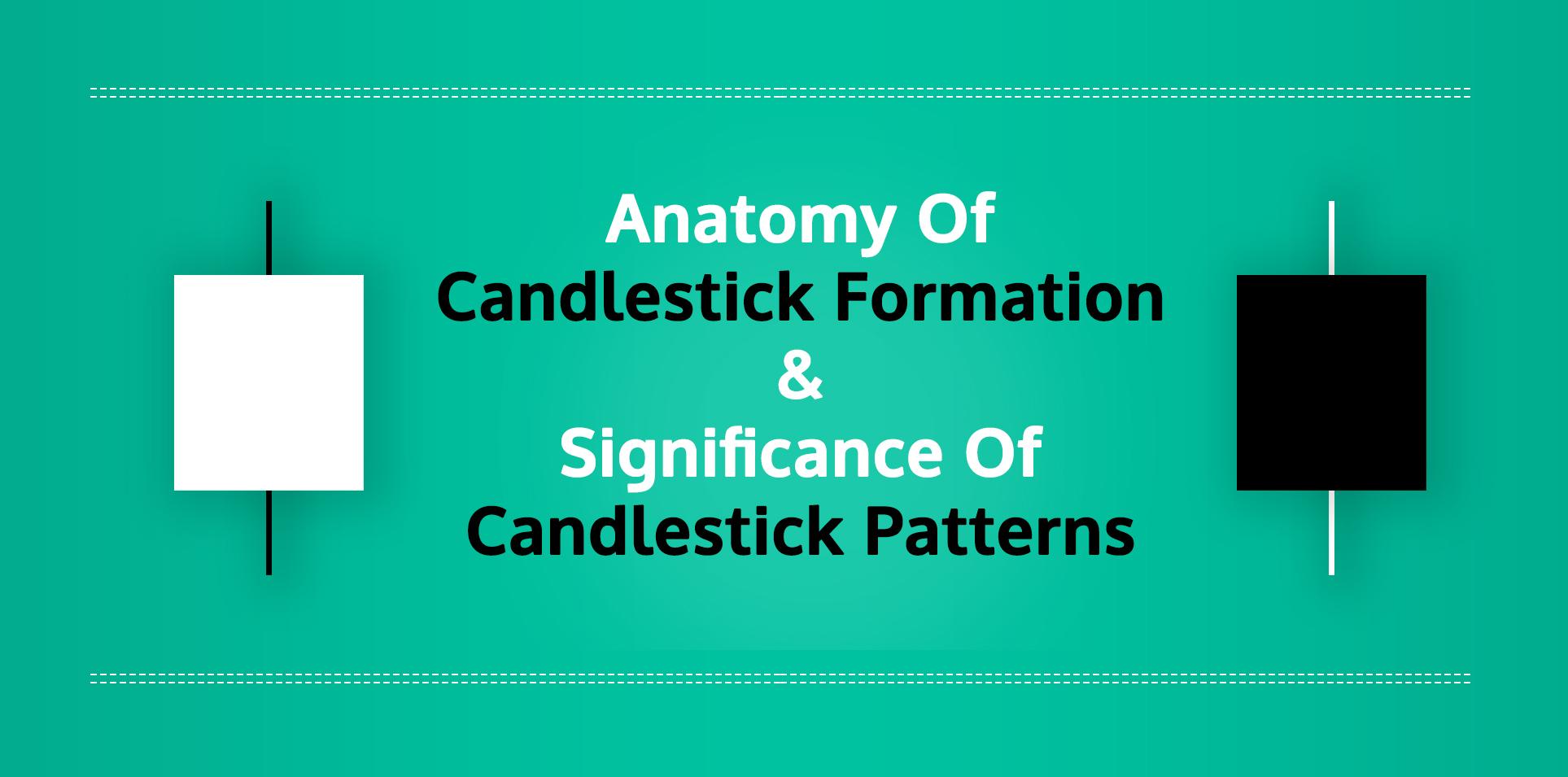 Candlestick Patterns And Anatomy