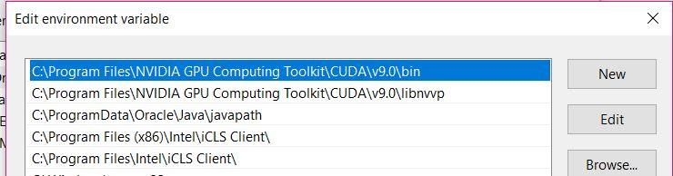 Install cuDNN6
