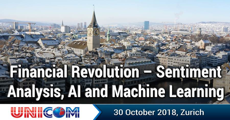 Sentiment Analysis, AI and Machine Learning, Zurich