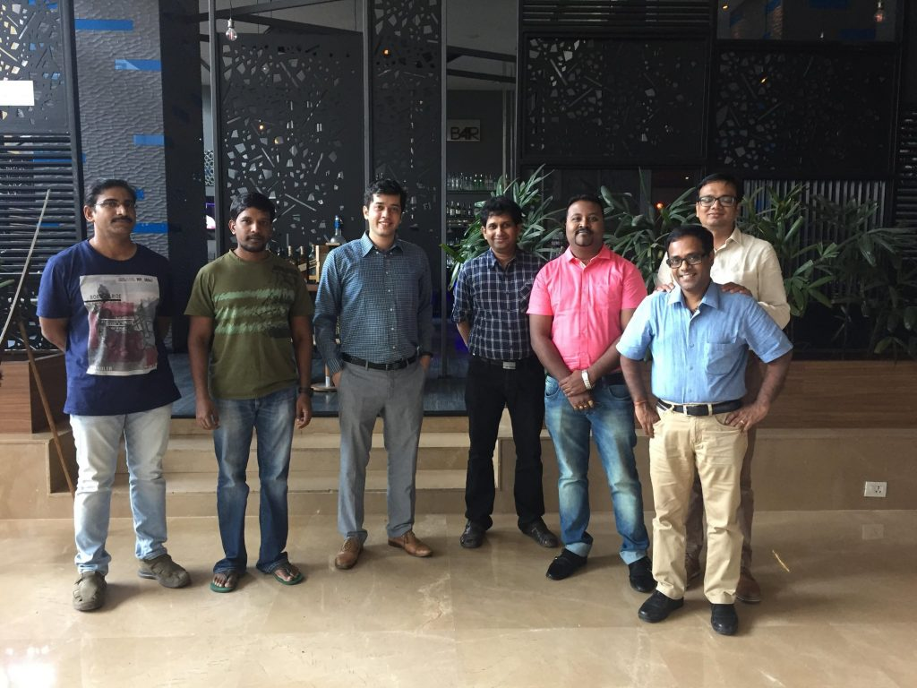 QI Meetup Hyderabad 2018 2