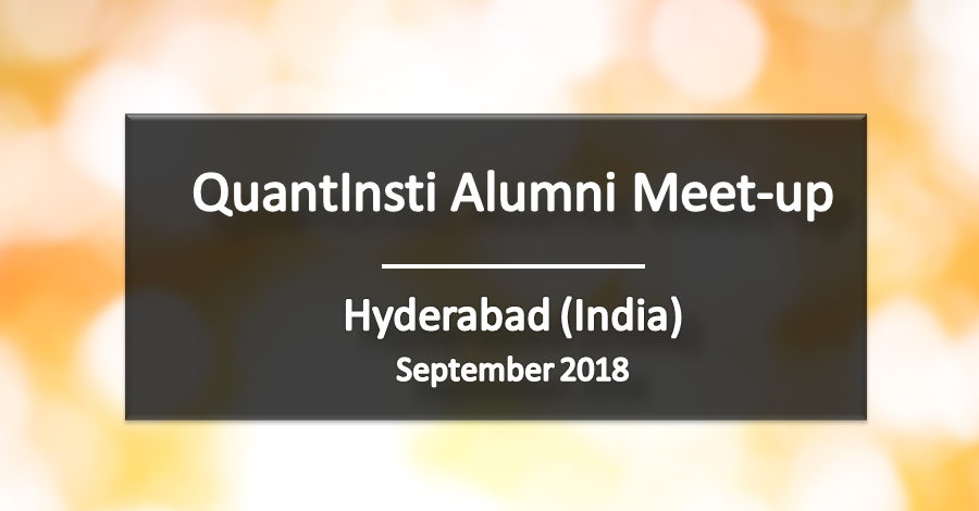 QI Meetup Hyderabad