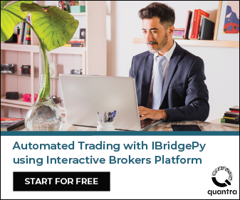 Automated Trading using Interactive Brokers Course