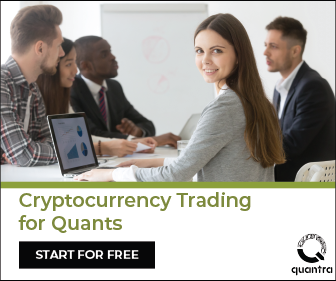 Learning Track: Cryptocurrency Trading for Quants