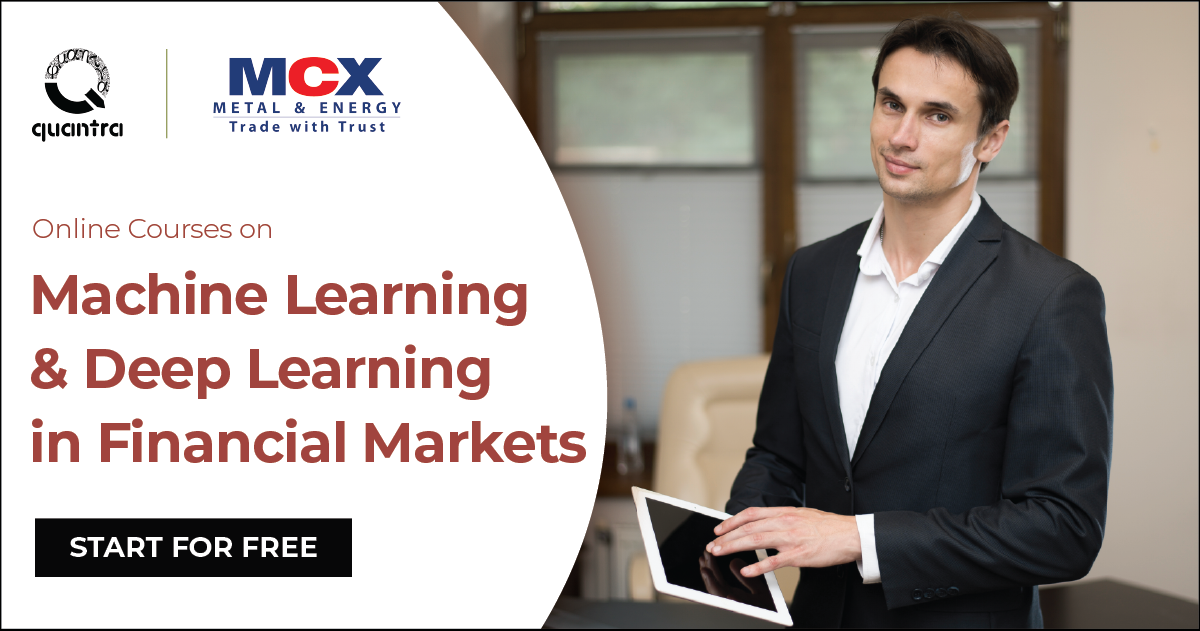 Learning Track: Machine Learning & Deep Learning in Financial Markets