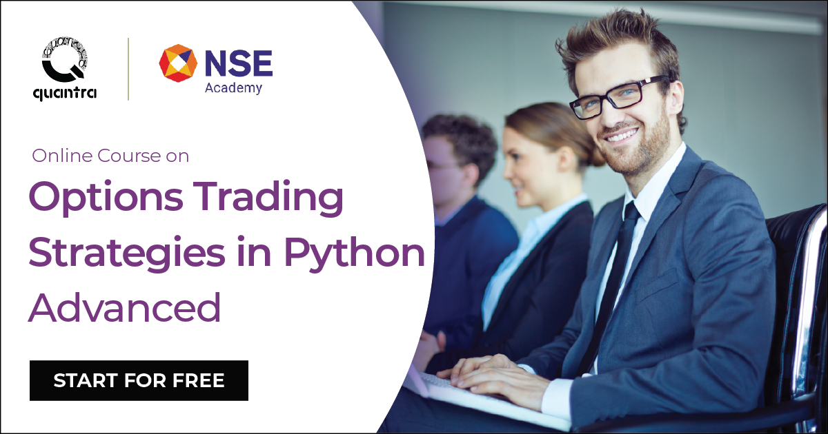 Options Algo Trading Advanced Course by NSE Academy
