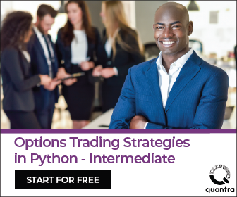 Options Algo Trading Intermediate Course by NSE Academy