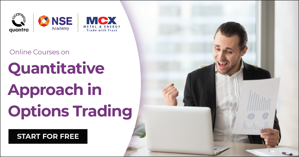 Learning Track: Quantitative Approach in Options Trading