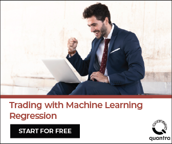 Trading with Machine Learning using Regression Course
