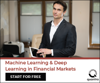 Learn Machine Learning & Deep Learning in Financial Markets