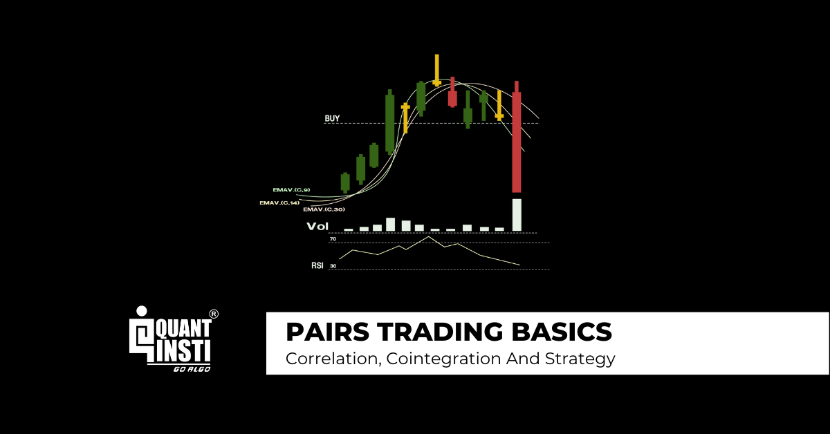 Pair Trading Stocks