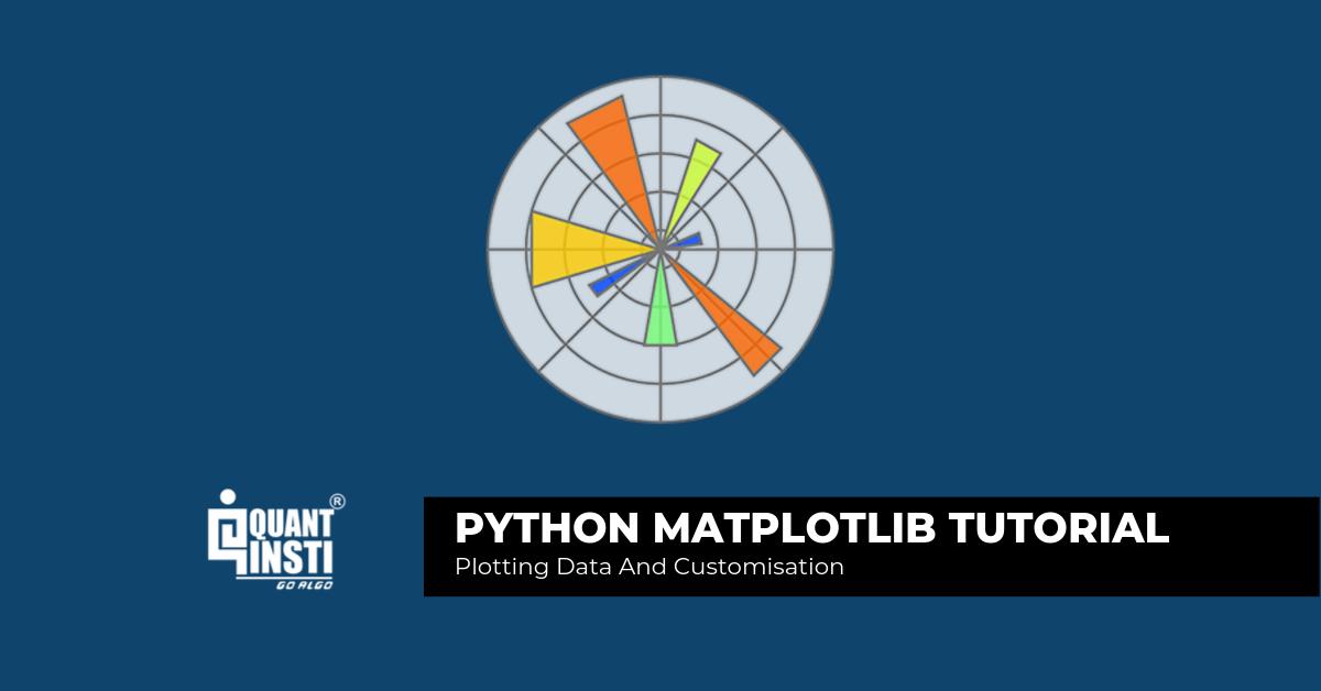 Python Matplotlib Tutorial: Plotting Data And Customisation