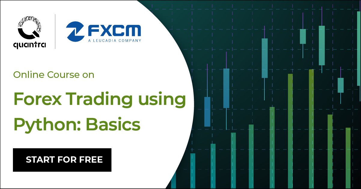 Forex Trading using Python Free Course