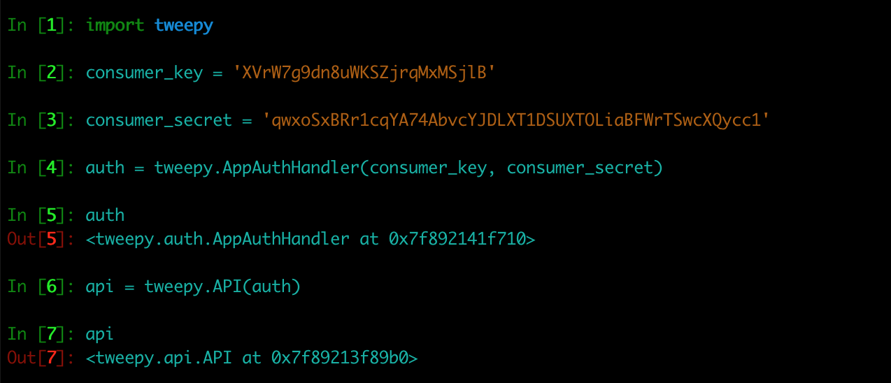 authentication handler object 2