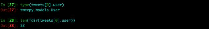 user model 52 methods