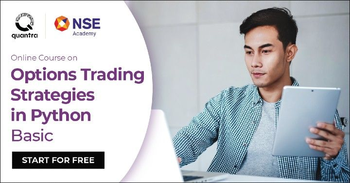 Options Trading Strategies Basics Free Course by NSE Academy
