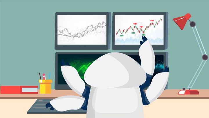 more time efficiency with algorithmic trading